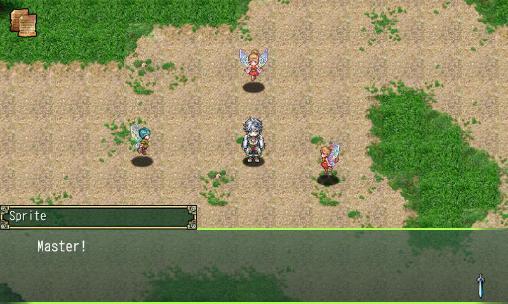 Juegos de rol RPG Asdivine dios para teléfono inteligente