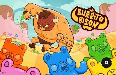 logo Burrito Bison