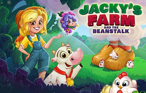 Jacky's farm and the beanstalk скріншот 1