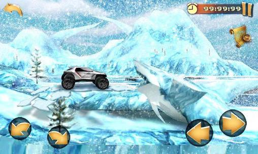 Arcade Offroad hill racing for smartphone
