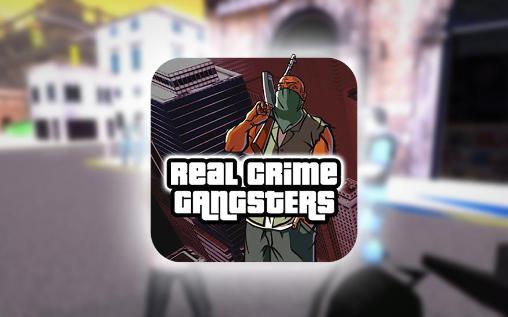Real crime gangsters capture d'écran