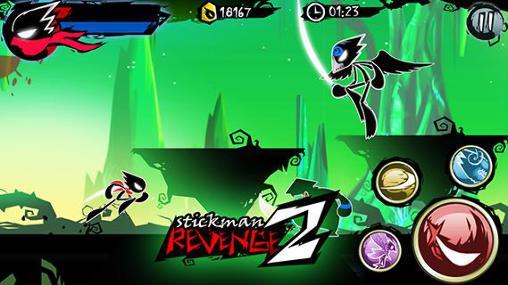 Stickman revenge 2 pour Android