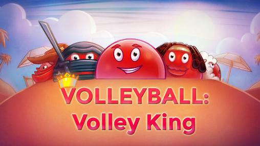 Volleyball: Volley king icône