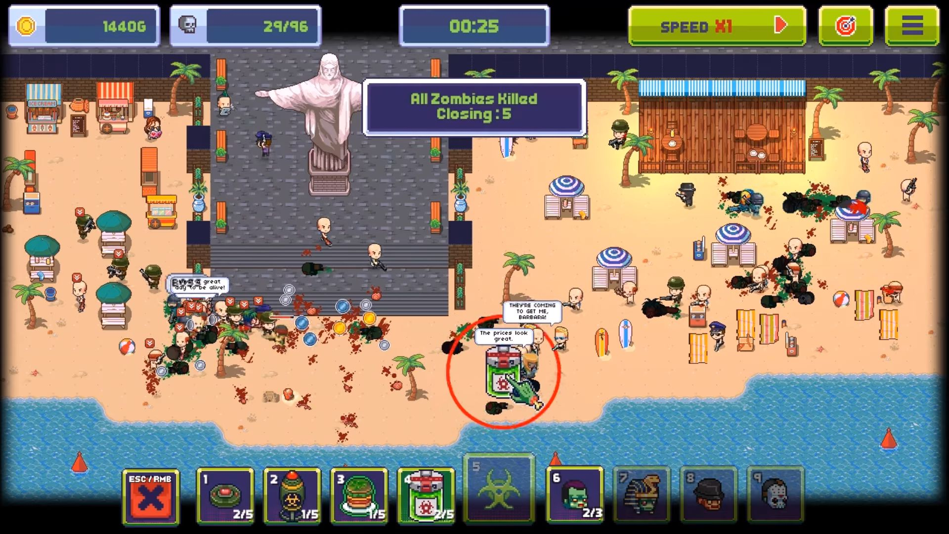 Infectonator 3: Apocalypse for Android