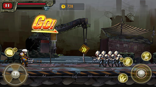 Zombie hunter: Shooter für Android