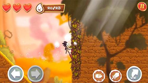 Spirit roots captura de tela 1