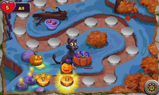 Arcade-Spiele 3 candy: Sweet mystery für das Smartphone