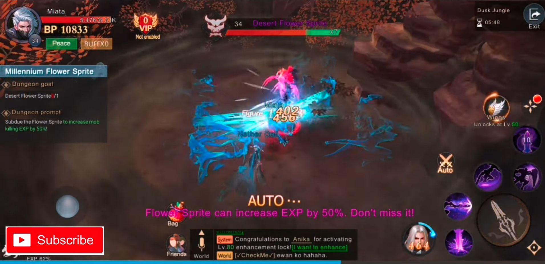 Dragon Fall: Revolution スクリーンショット1