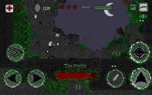 Tossed bones: Beyond love adventure platformer Screenshot