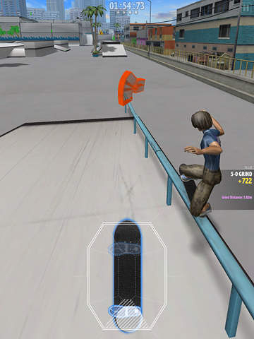 Pure skate 2 for iPhone for free