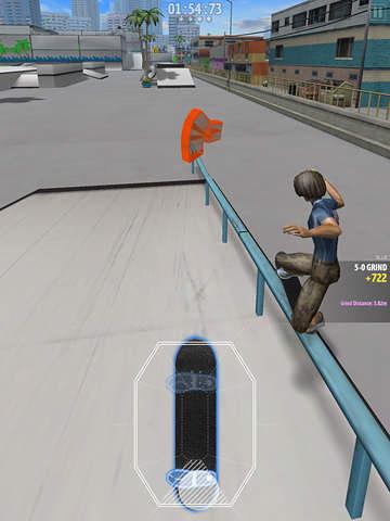 Чистый скейт 2 для iPhone бесплатно