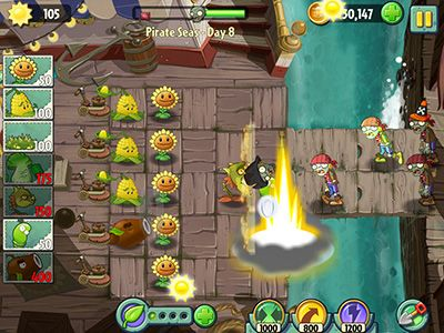 Plants vs Zombies 2 для Android