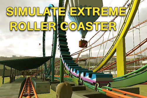 logo Simulate extreme roller coaster