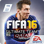 FIFA 16: Ultimate team logo