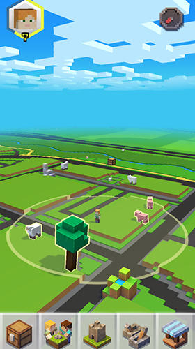 Android spiele Minecraft Earth