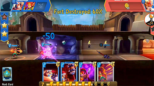 Fort stars para Android