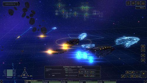 Screenshot Sternenhammer: Die Vanguard Prophezeiung auf dem iPhone