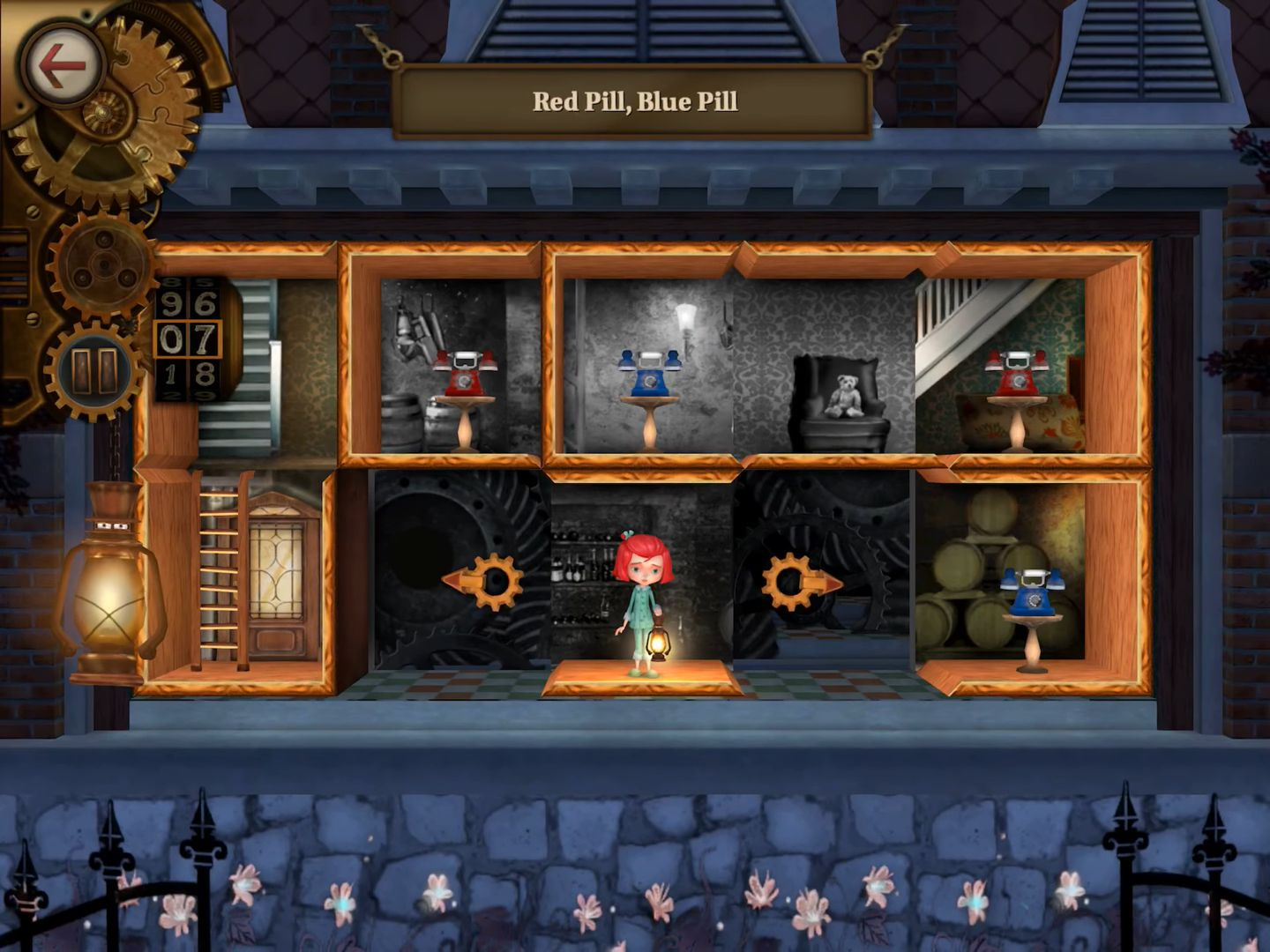 ROOMS: The Toymaker's Mansion скріншот 1