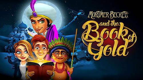 Mortimer Beckett and the book of gold capture d'écran 1