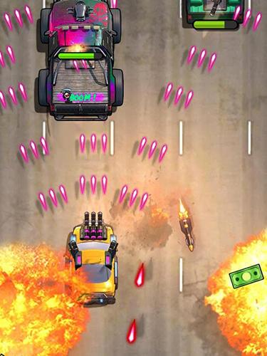 Road blast: Crazy rider für Android