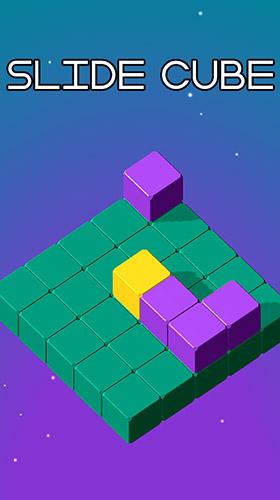 Slide cube! Screenshot