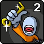 One level 2: Stickman jailbreak Symbol