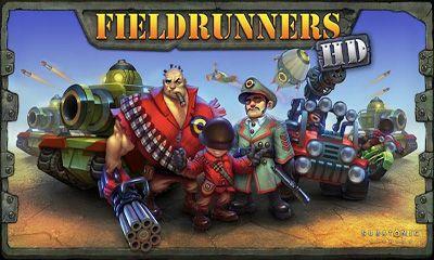 Fieldrunners скриншот 1