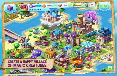 Стратегии: скачать Fantasy Town — Enter a Magic Village! на телефон