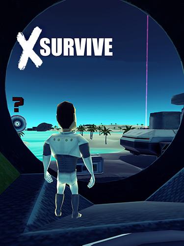 X survive capture d'écran 1