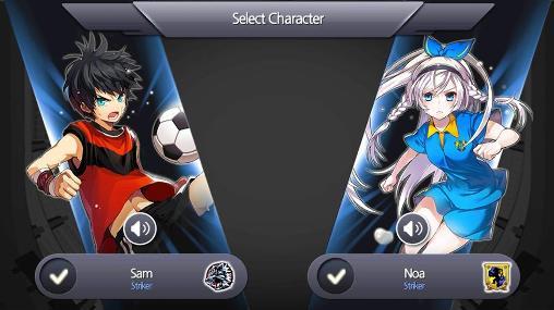 RPG Soccer spirits für das Smartphone