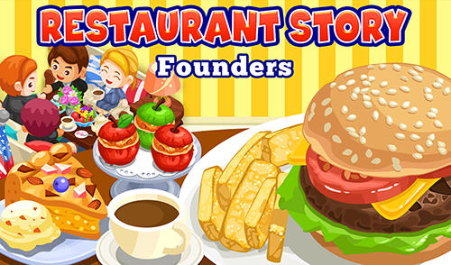 Restaurant story: Founders screenshot 1