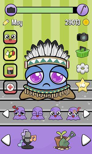 Moy 2: Virtual pet game auf Deutsch