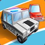 Blocky cop pursuit terrorist Symbol