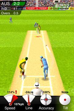 Cricket - Spiel für iPhone