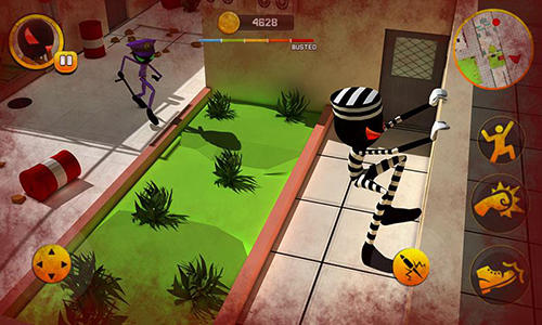 Jailbreak escape: Stickman's challenge for Android