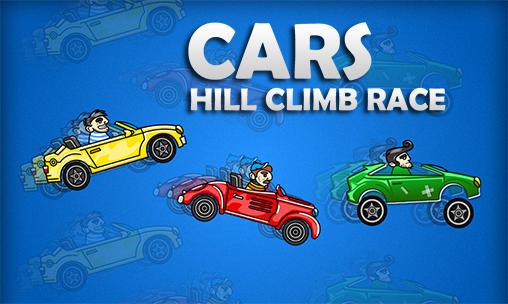 Cars: Hill climb race screenshot 1
