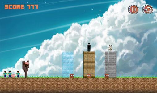 Angry Herobrine Screenshot