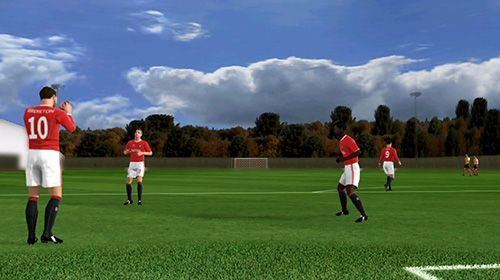 Скриншот Лига мечты: Футбол 2018 на Айфон