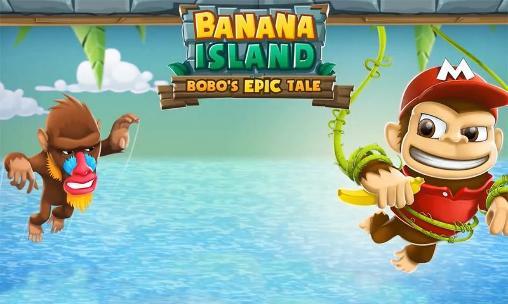 Banana island: Bobo's epic tale capture d'écran