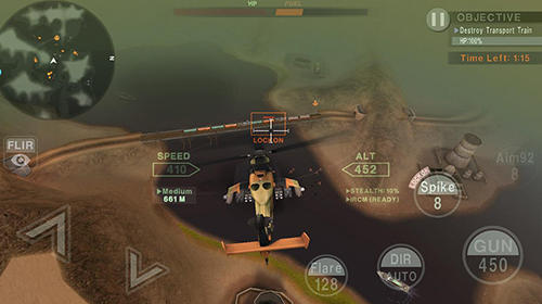 Blood copter pour Android