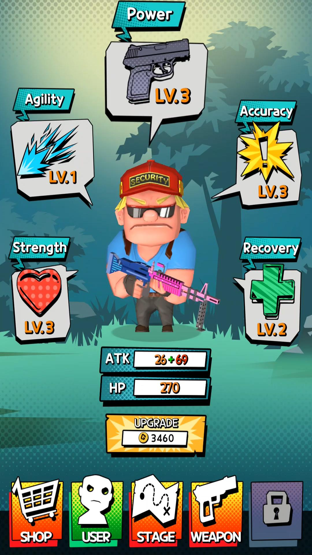 Mega Zombie for Android