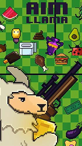 Aim Llama: The game capture d'écran