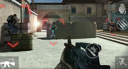 Actionspiele One shot one kill für das Smartphone