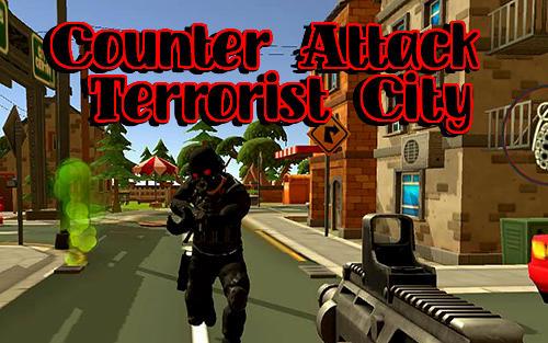 Counter attack terrorist city screenshots