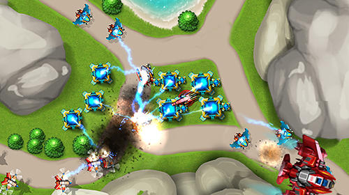 Tower defense: Alien war TD 2 pour Android