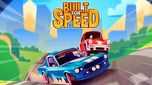 标志Built for speed