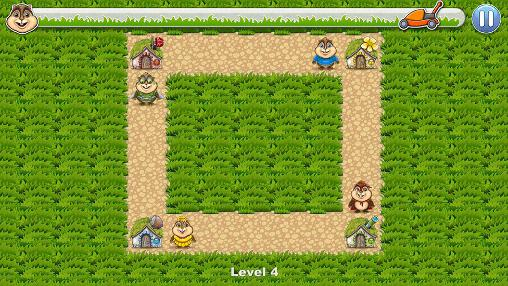 Chipmunks' trouble Screenshot