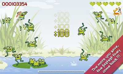 The Froggies Game für Android