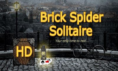Brick Spider Solitaire Screenshot