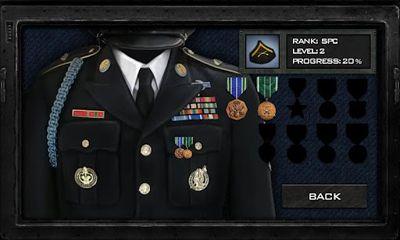 Strategie Soldiers of Glory. Modern War für das Smartphone